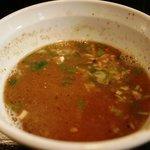 らーめんさくら - スープ割