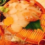 魚がし酒場 魚せん - 刺身