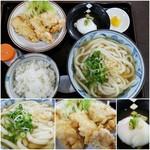 讃岐うどん わ - 料理写真:
