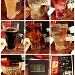 古武士 - 今回は7杯