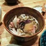 ら すとらあだ - 徳島阿波踊り鶏と埼玉三芳の蕎麦