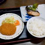 のうさぎ食堂 - マイ日替り定食