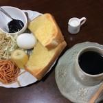 cafe ホコの森 - 料理写真: