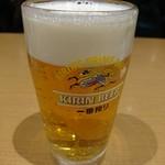 79705213 - 2018年1月 生ビール(中) 550円+税