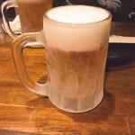 79706269 - 生ビール  ジョッキキンキン