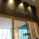 24/7 cafe apartment -