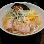 79708875 - 味玉白鶏麺(\880)