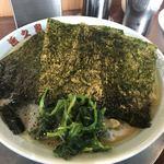 濱之家 - 料理写真:ラーメン大盛 ¥800