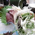 咲くら - カツオの造り&タタキ