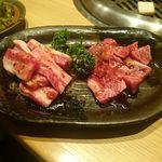 若葉亭 - 焼肉いろいろ
