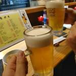 北広酒場あつまれ - ビールはクラシックです