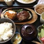 醍醐 - ダイゴハンバーグ定食