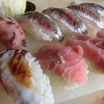 一五鮨 - 料理写真:魚々ずし