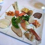 ボン・ヴィヴァン - 料理写真:前菜盛り合わせ
