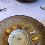 ボン・ヴィヴァン - 蕪のスープ