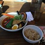 奥芝商店 - とかち野菜チキンカレー