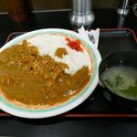焼鳥 日高 - カレーライス420円