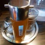 青唐爽麺 ハルク - 卓上調味料