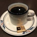 カフェ ルンバルンバ - マンデリン。       税込600円。       美味し。