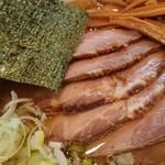 拉麺 芳 - トピ~アップ1