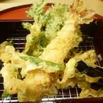 天ぷら やす田 - 天ぷら