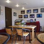 サンセット ドリーム - 喫茶コーナーです