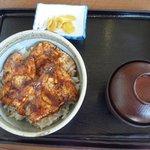 7972971 - 豚丼780円
