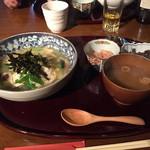 TEM-PU - 湯葉雑炊