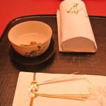 京料理 木乃婦 - 桜茶