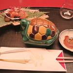 京料理 木乃婦 - 八寸1