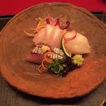 京料理 木乃婦 - お造り2