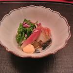 京料理 木乃婦 - 酢の物