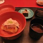 京料理 木乃婦 - 食事2