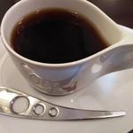 Cafe Chaton Rouge - ハンドドリップコーヒー480円(税込み)