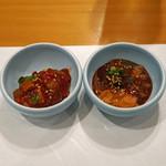 ケジャンオールスターズ - チャンジャ と 牡蠣の塩辛