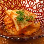 ケジャンオールスターズ - 白菜のキムチ