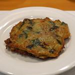 ケジャンオールスターズ - 牡蠣のチヂミ