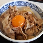 吉野家 - 料理写真:豚スタミナ丼