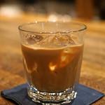 ウォッカトニック - 大人のカフェオレ バカルディのコーヒーリキュール