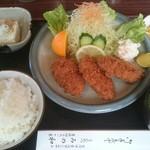 みの和 - ひれかつ定食