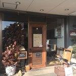 cafe Clematis - 外観