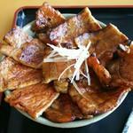 レストランこぶし - 豚丼 普通
