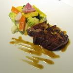パトゥ - 肉料理~鴨のロースト