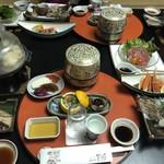辻のや花乃庄 - 料理写真: