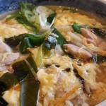 讃岐うどん 木乃屋 - 鶏肉とあっさりした出汁のバランスが最高