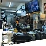ガガナ ラーメン - 厨房