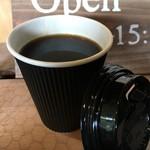 ジェラテリア サンロクゴ - ホットコーヒー
