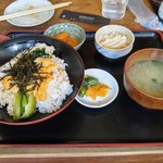 鬼扇 - ウニ丼