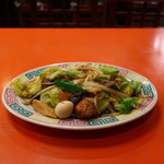 三和楼 - 野菜炒め