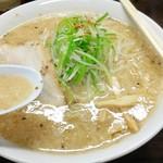 麺職人 暖家 - ネギ味噌